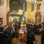 У нашому храмі розпочалося читання неусипного Псалтиря з молитвою за мир в Україні та поминанням воїнів (+ВІДЕО)