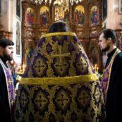 У нашому храмі розпочалося читання неусипного Псалтиря з молитвою за мир в Україні
