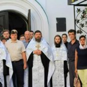 В Київських духовних школах помолились за полеглих військовослужбовців