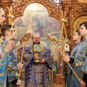 В нашому храмі звершено богослужіння у річницю виведення військ з Афганістану